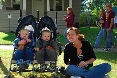 Davison Homecoming Parade 2007