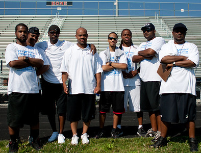 Day 1 Pro Power Football Camp at Northwood-2010