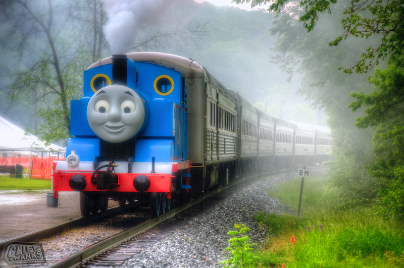5-21-17 Day out with Thomas