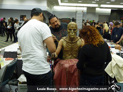 Days Of The Dead Convention - Review - Los Angeles Convention Center - Los Angeles, CA - April 5,6,7 2013