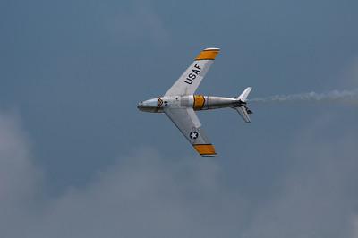 North American F-86 Sabre Jet
