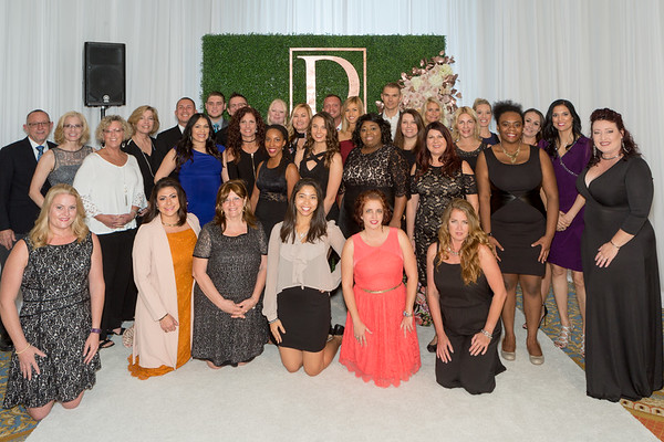 DeBartolo Family Foundation Gala 2017 portraits