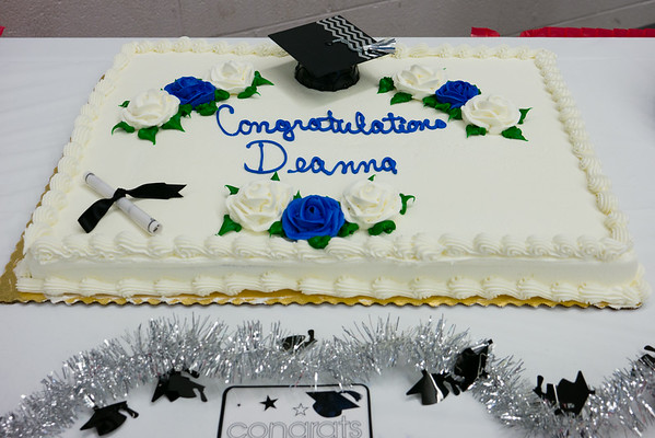 Deanna's Graduation Party
