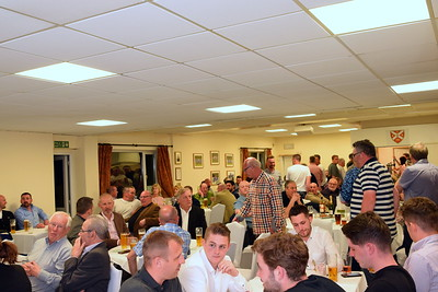 An evening with Dean Saunders