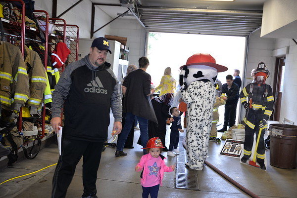 Dearborn Fire Department- Fire prevention month community events