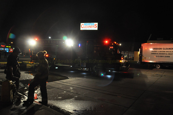 Dearborn- Fordson cleaners 2nd fire 9-11-12