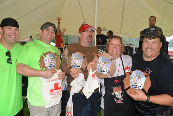 Dearborn Heights Fire 2016 Chili Cook off