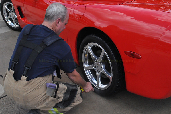 Dearborn Heights Fire Car Wash 2012
