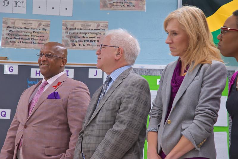 December 02, 2019 - Ravens Foundation & City Schools Announcement