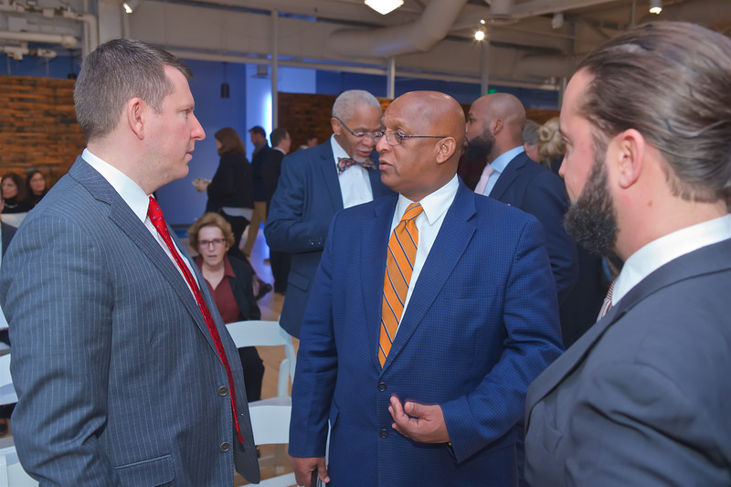 December 02, 2019 - Ravens Foundation & City Schools Announcement  December 03, 2019 - EU Delegation Reception & Closing Event