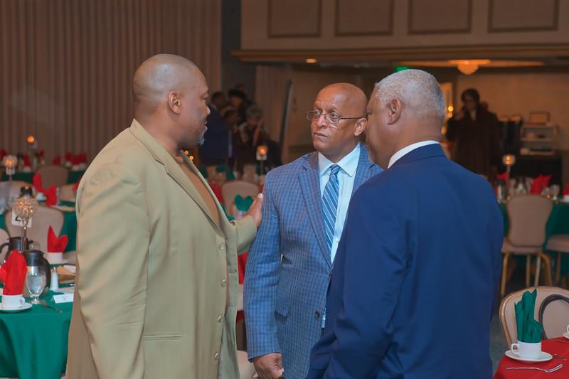 December 08, 2019 - 100 Black Men of Maryland Holiday Brunch