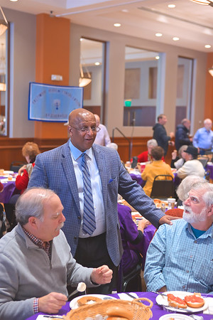 December 08, 2019 - Baltimore Hebrew Congregation Brotherhood Community Breakfast