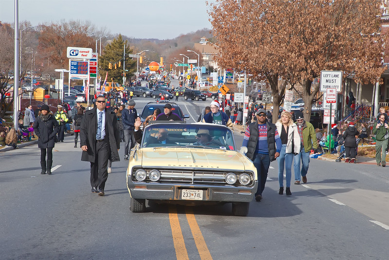 December 08, 2019 - Mayor's 47th Annual Christmas Parade