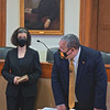 December 08, 2020 - Swearing In Ceremony for Bill Henry, Comptroller of Baltimore City by Mayor Brandon M. Scott
