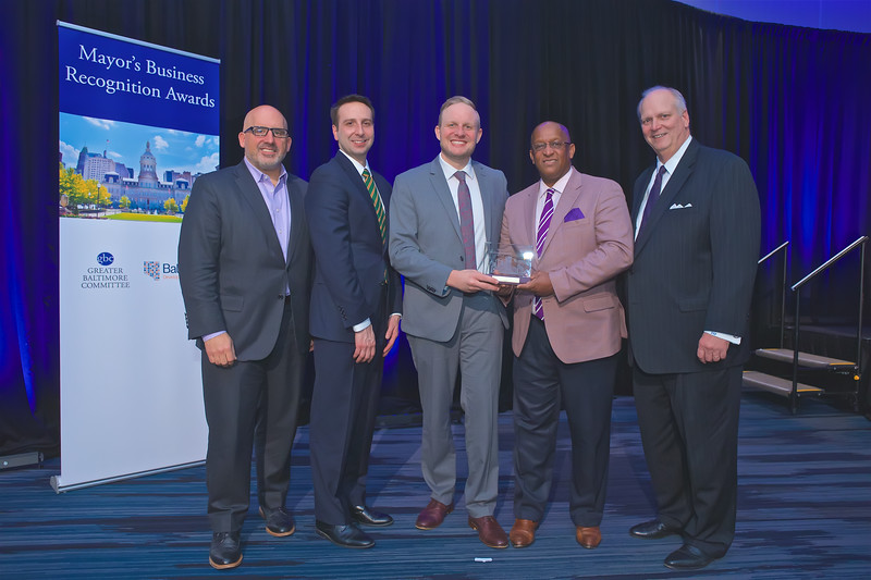 December 12, 2019 - GBC Mayor's Business Recognition Awards Luncheon