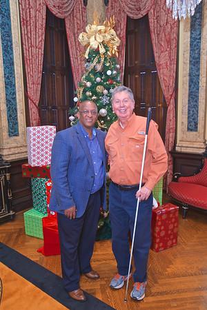 "December 14, 2019 - Mayor Bernard C. ""Jack"" Young Holiday Open House"