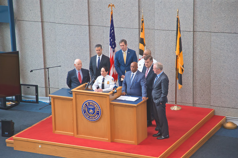 December 16, 2019 - Federal, State and Local Leadership Press Conference