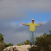 John is the king of the world!