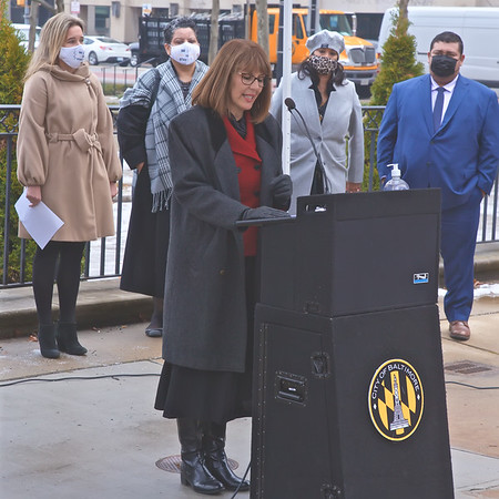 December 21, 2020 - Mayor Brandon M. Scott, County Executive Johnny Olszewski, Inspectors General Isabel Mercedes Cumming and Kelly Madigan to Announce Latest Report Findings and Highlight Ongoing Efforts to Modernize Shared Water System.