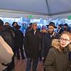"December 22, 2019 - Mayor Bernard C ""Jack"" Young and Chabad of Maryland: Annual Inner Harbor Menorah Lighting"