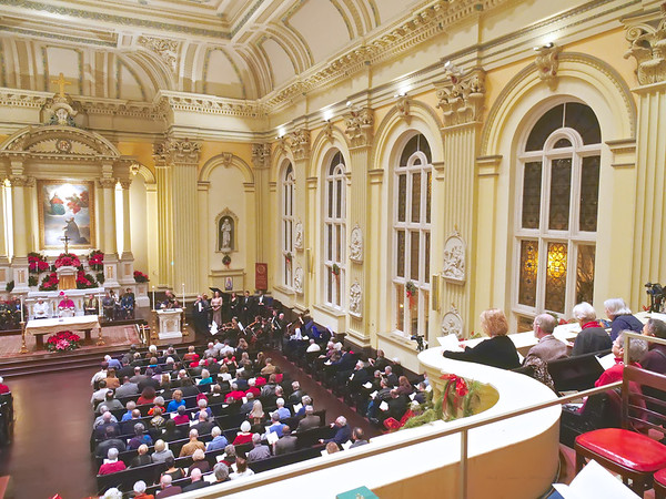 December 31, 2019 -  St. Ignatius Interfaith Service