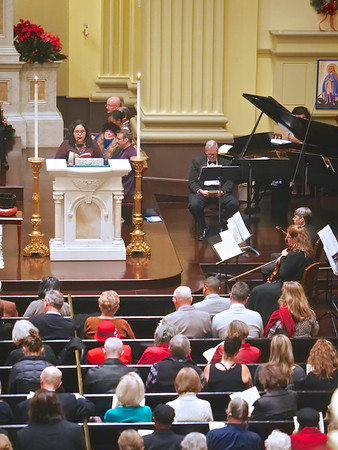 December 31, 2019 -  St. Ignatius Interfaith Service