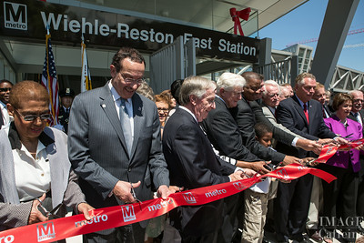 Metro Silver Line Grand Opening and Ribbon Cutting Ceremony
