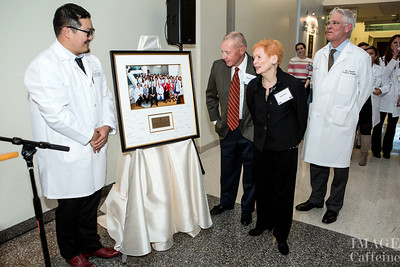 The Hitt Family Center for Radiation Oncology Dedication Event