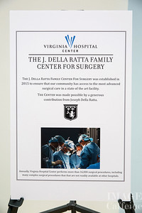 The J. Della Ratta Family Center for Surgery Dedication Event