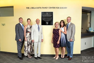 The J. Della Ratta Family Center for Surgery Dedication Event