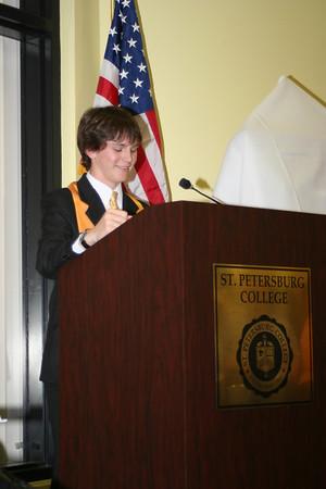Hazel & Bill Hough Ceremonies 02-17-06