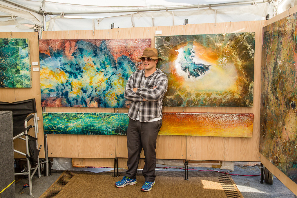 Deep Elm Art Festival 2014 - Thomas Garza Photography-128
