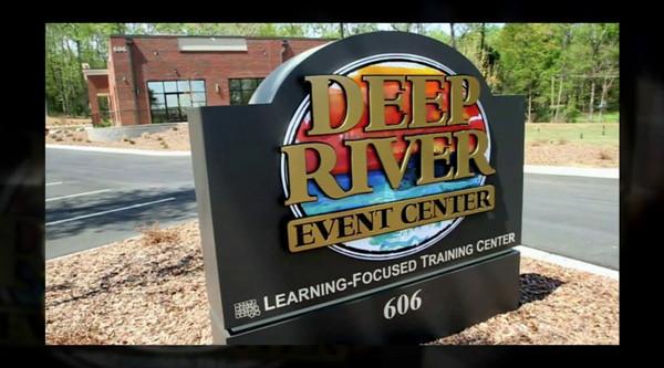 Deep River Event Center Greensboro, NC  PhotoFusion - Click Arrow To Play Show     http://deeprivereventcenter.com Event  -  Wedding Guild Luncheon      http://perfectweddingguide.com