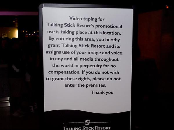 Degree 270 @ Talking Stick Resort