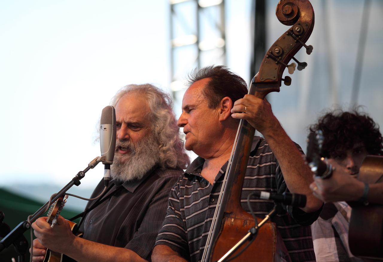 DelFest 2010 - David Grisman Bluegrass Experience