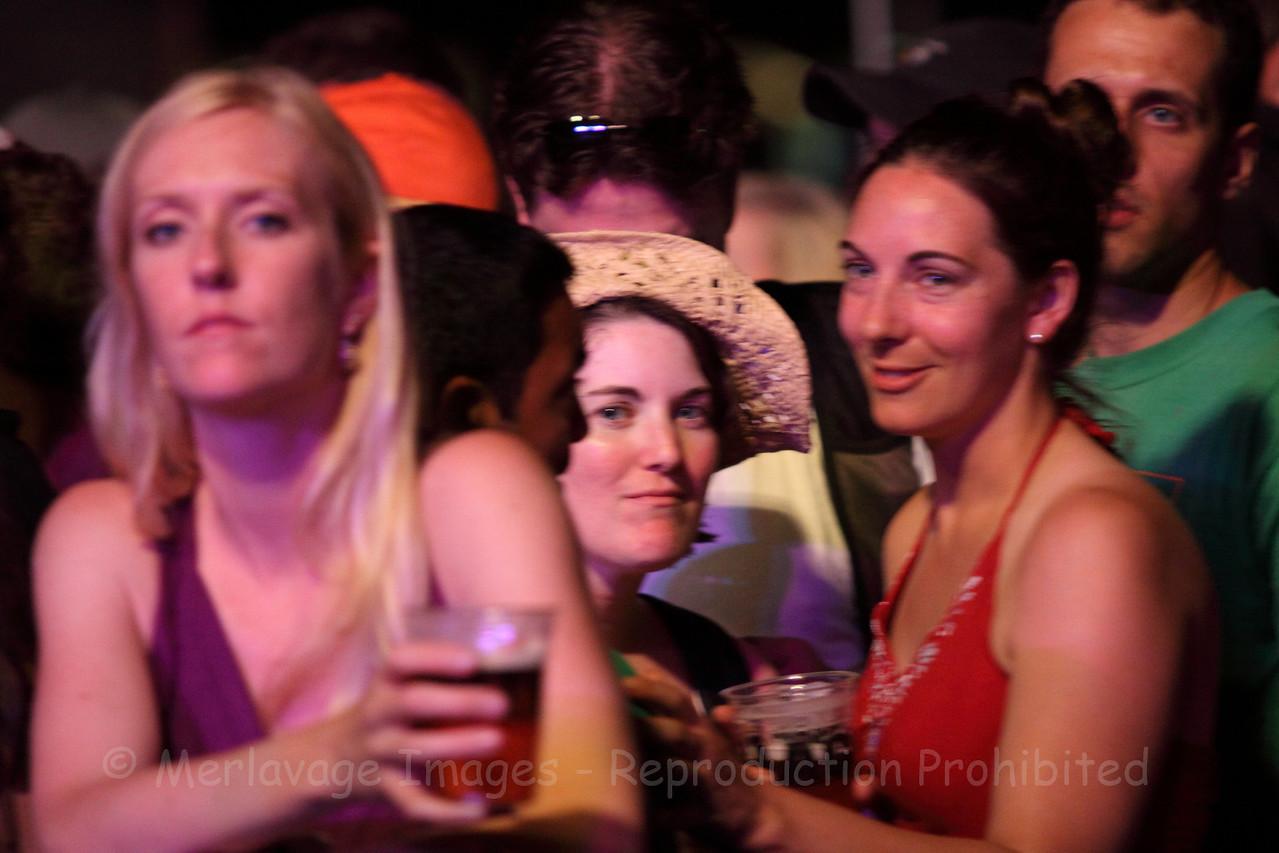 DelFest 2010 - Hi Julie!!