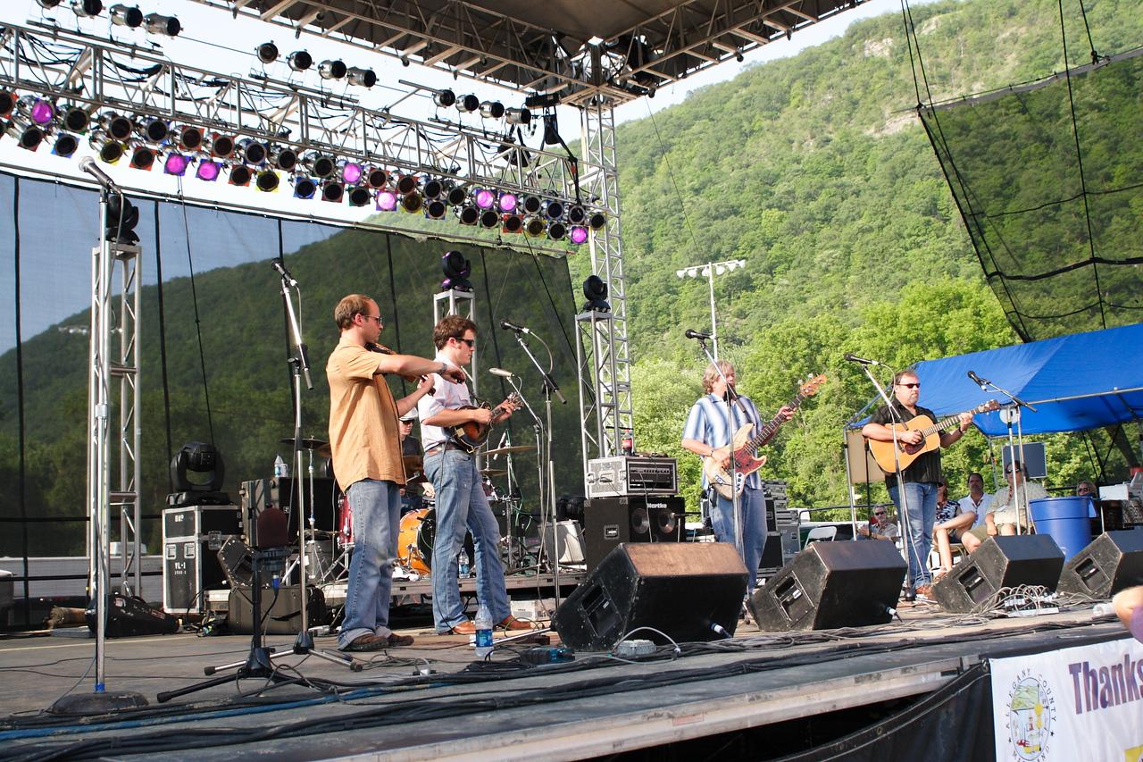 DelFest 2010 - The John Cowan Band