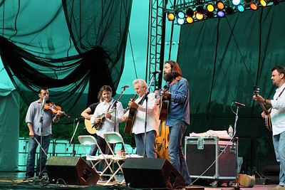 Chris Robinson & the McCourys