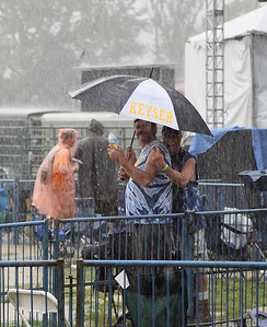 The annual DelFest storm