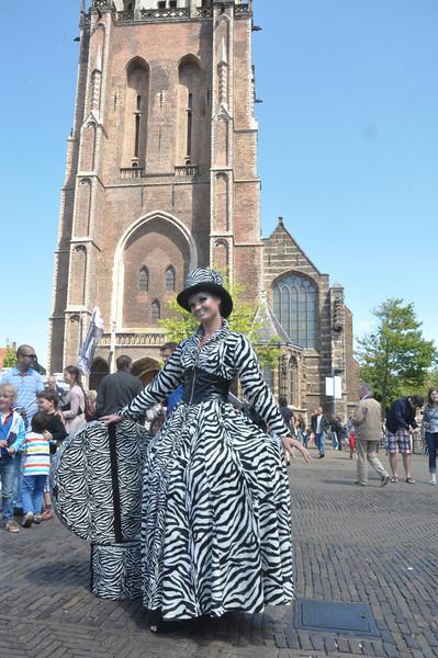 001  Delft - Levende Etalagedag