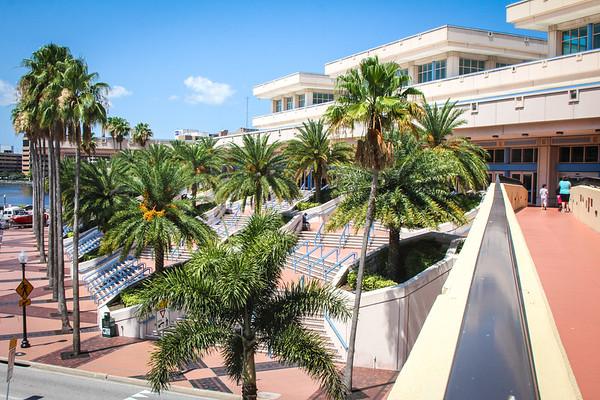 Dell Seminar, Embassy Suites Tampa, Cruise, Farm Market, 6 5 2014