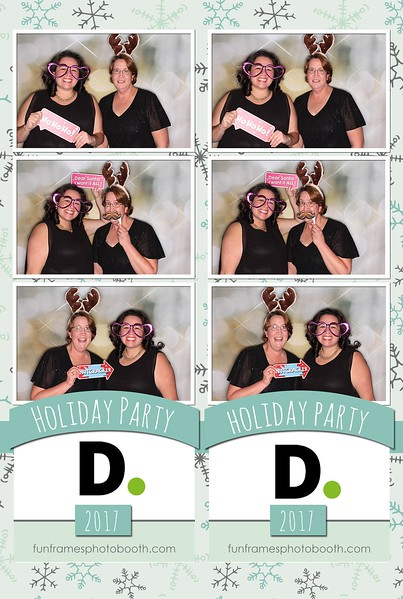 Deloitte Holiday Party