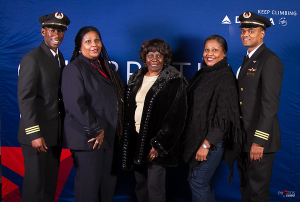Delta Air Lines 2016 MLK Event ATL