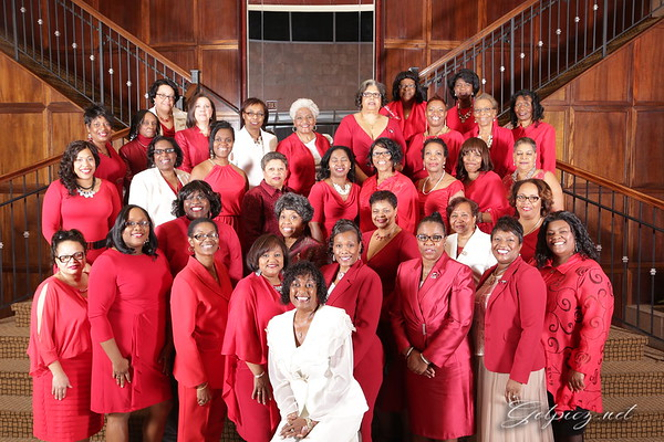 Delta's Red and White Affair Feb 14 2015