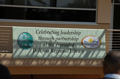 Grand Opening of the Deltona Library / Lyonia Environmental Center / Deltona Amphitheater © Nora Kramer. All rights reserved.