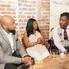 Delvon Paris Presents - The Gentleman's Lounge at Room XIII Speakeasy 6-17-16 by Jon Strayhorn
