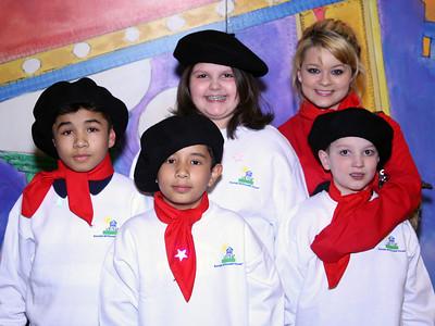 Denim to Diamonds Moulin Rouge 2008