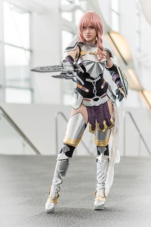Lightning FF XIII-2