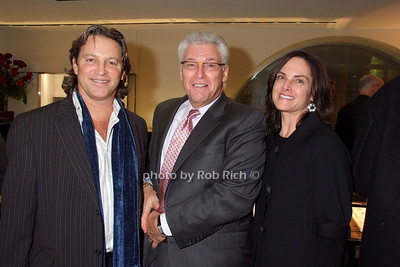 Alan Bronstein, Ed Ventimiglia, Jill Rudnick  photo by Rob Rich © 2007 robwayne1@aol.com 516-676-3939