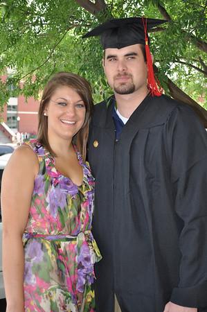 Derek's Graduation